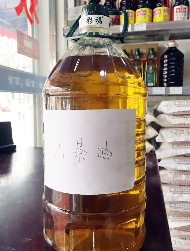 正宗农家山茶油 5L